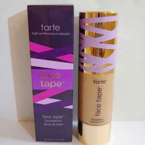 Tarte Face Tape Foundation 35N Medium Neutral New!